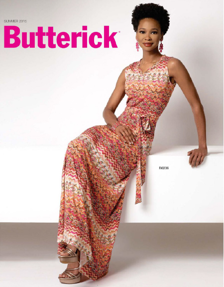 Butterick Summer 2015 Collection free download