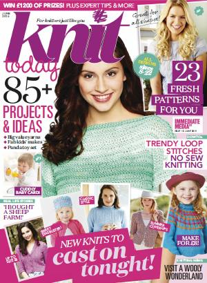 Knit Today - June 2015 free download