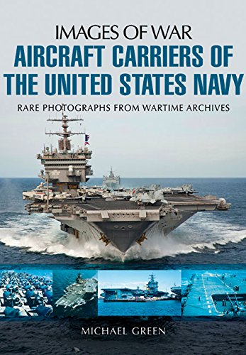 Aircraft Carriers of the United States Navy: Rare Photographs from Wartime Archives free download