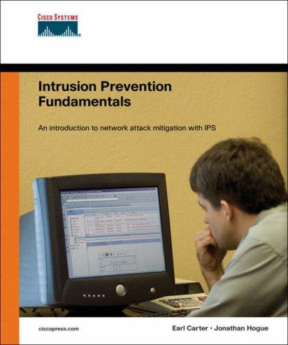 Intrusion Prevention Fundamentals by Jonathan Hogue free download