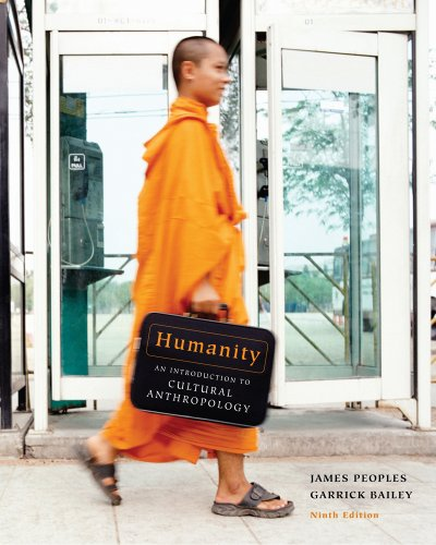 Humanity: An Introduction to Cultural Anthropology, 9th Edition free download