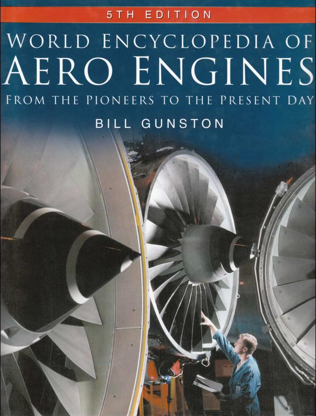 World Encyclopedia of Aero Engines: From the Pioneers to the Present Day by Bill Gunston free download