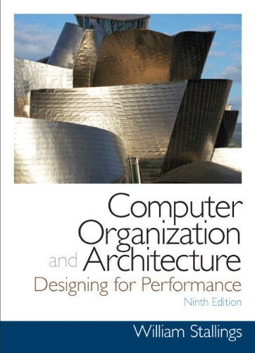 Computer Organization and Architecture, 9th Edition free download