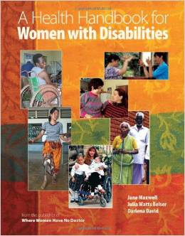 A Health Handbook for Women with Disabilities by Jane Maxwell free download
