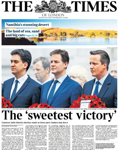 The London Times May 09 2015 free download