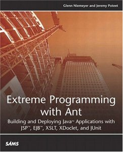 Extreme Programming with Ant by Jeremy Poteet free download