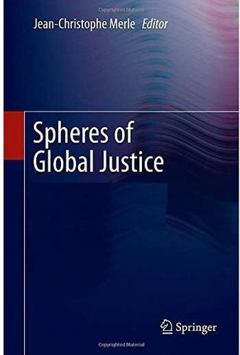 Spheres of Global Justice free download