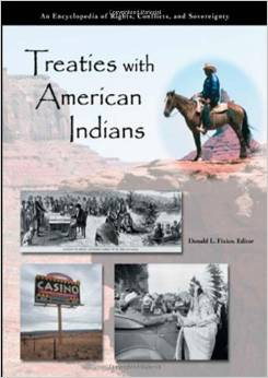 Treaties with American Indians: An Encyclopedia of Rights, Conflicts, and Sovereignty (3 volume set) by Donald L. Fixico free download