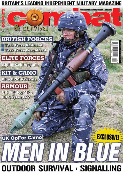 Combat&Survival - June 2015 free download