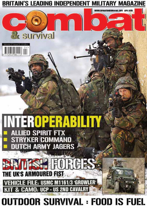 Combat&Survival - April 2015 free download