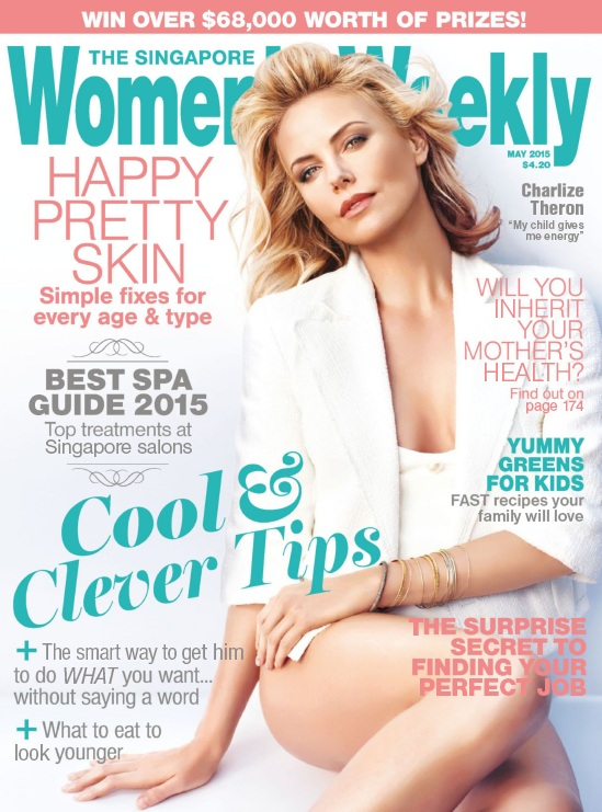 The Singapore Women's Weekly - May 2015 free download