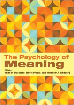 The Psychology of Meaning free download