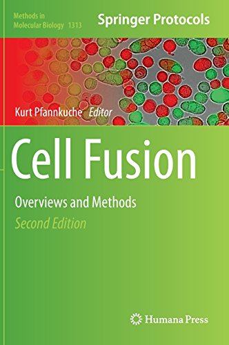 Cell Fusion: Overviews and Methods free download