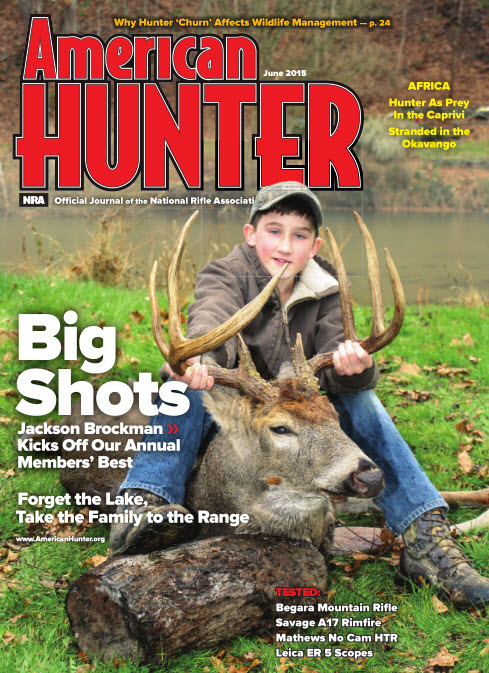 American Hunter - June 2015 free download