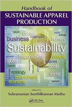 Handbook of Sustainable Apparel Production free download