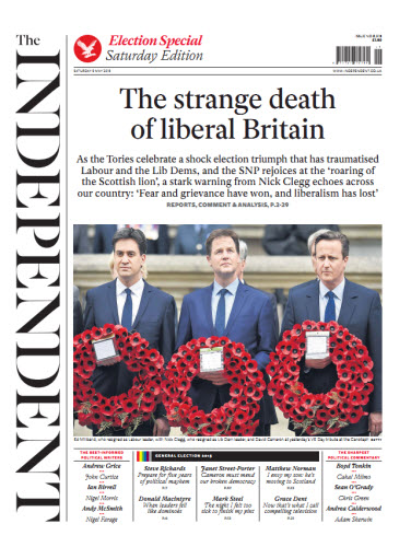The Independent May 09 2015 free download
