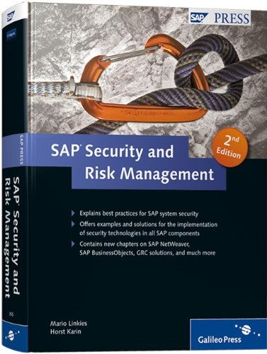 SAP Security and Risk Management, 2nd edition free download