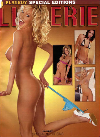 Playboy's Book Of Lingerie - May-June 2004 free download