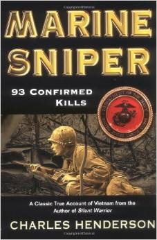Marine Sniper: 93 Confirmed Kills by Charles Henderson free download