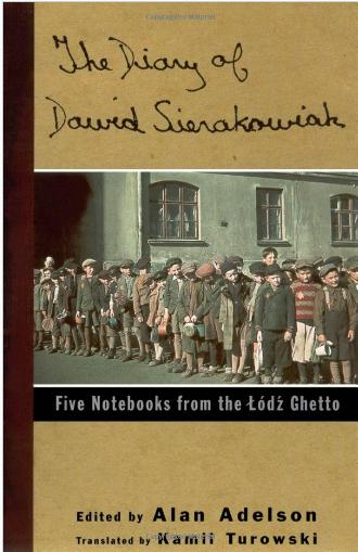 Diary of Dawid Sierakowiak : Five Notebooks from the Lodz Ghetto free download