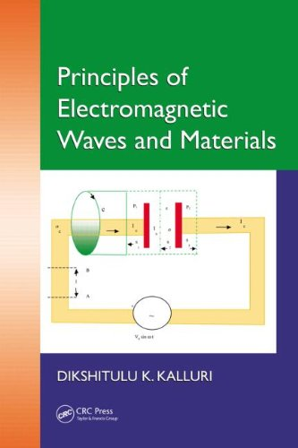 Principles of Electromagnetic Waves and Materials free download