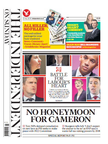 The Independent May 10 2015 free download