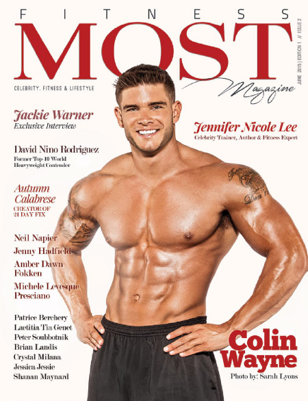 Fitness Most #02 - June 2015 free download