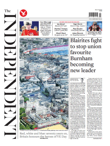 The Independent May 11 2015 free download