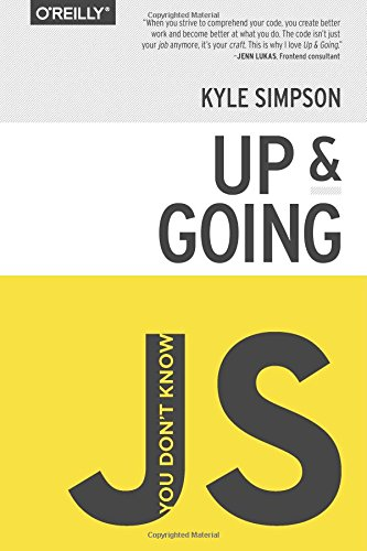 You Don't Know JS: Up & Going free download