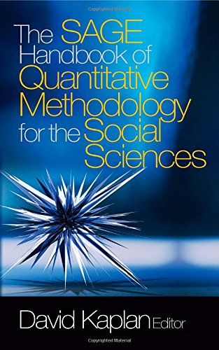 The SAGE Handbook of Quantitative Methodology for the Social Sciences free download