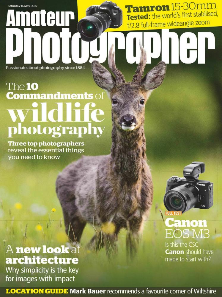 Amateur Photographer - 16 May 2015 free download