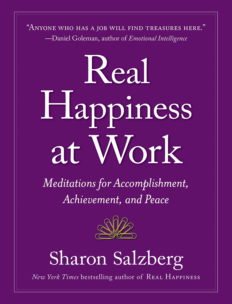 Real Happiness at Work: Meditations for Accomplishment, Achievement, and Peace free download