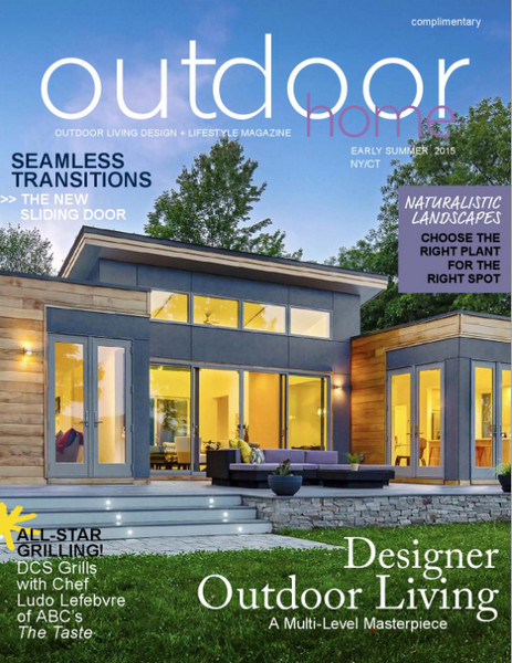 Outdoor Home Magazine - Early Summer 2015 free download