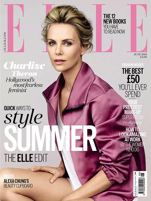 Elle UK - June 2015 download dree
