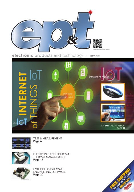 Electronic Products and Technology - May 2015 free download