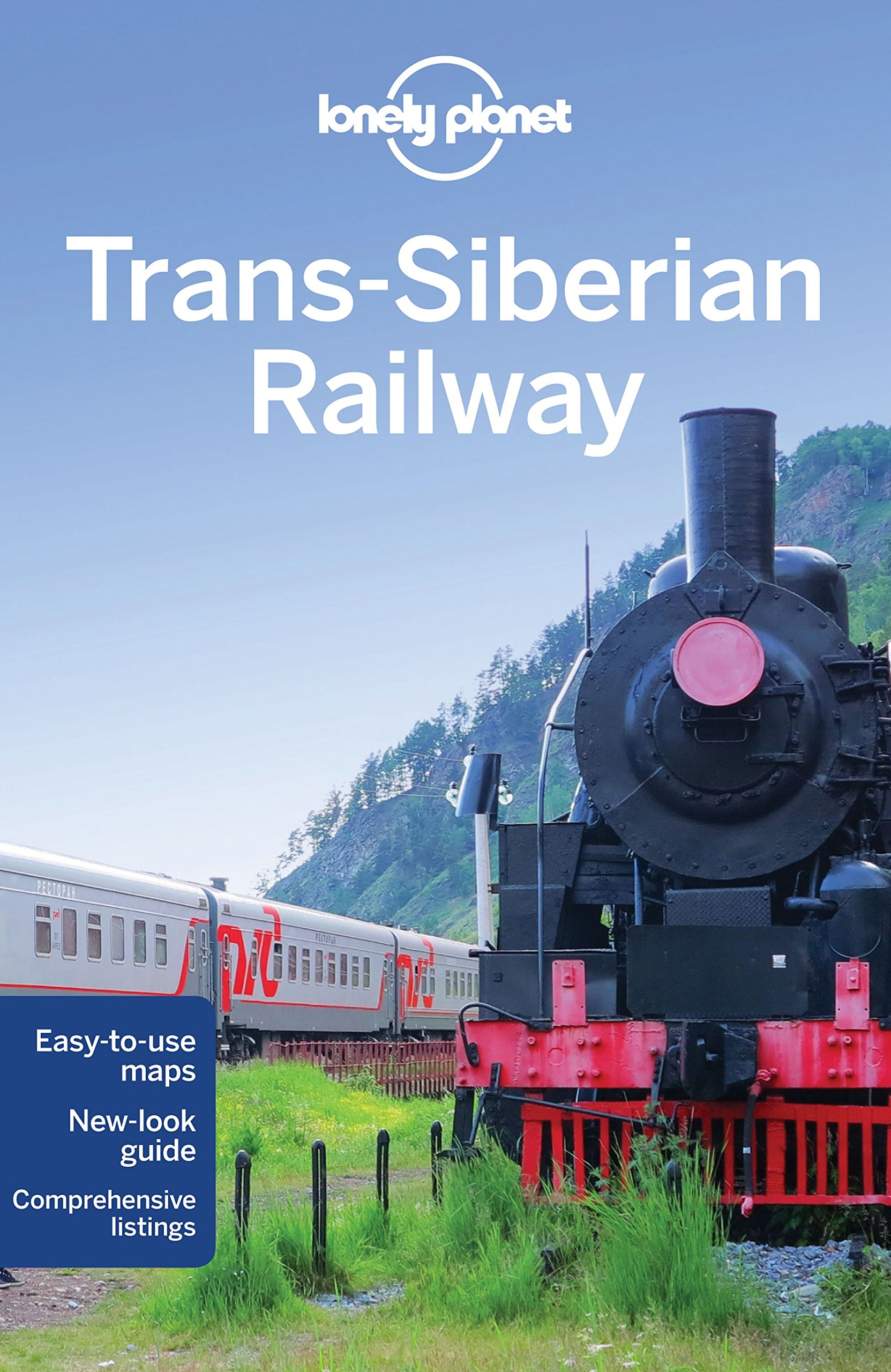Lonely Planet Trans-Siberian Railway free download