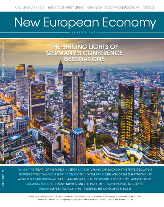 New European Economy - Spring 2015 free download