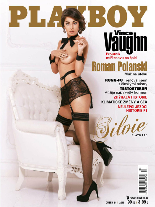 Playboy Czech Republic - April 2015 free download