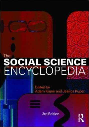 The Social Science Encyclopedia (Volume I) free download