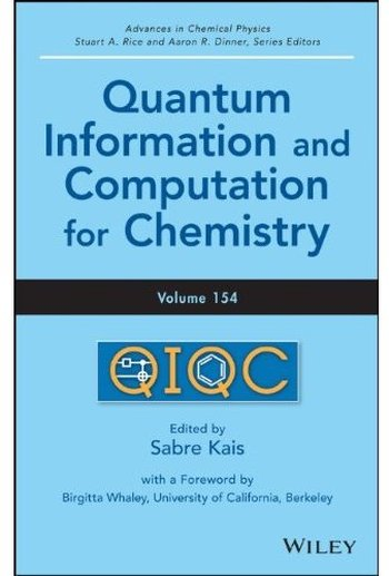 Quantum Information and Computation for Chemistry free download