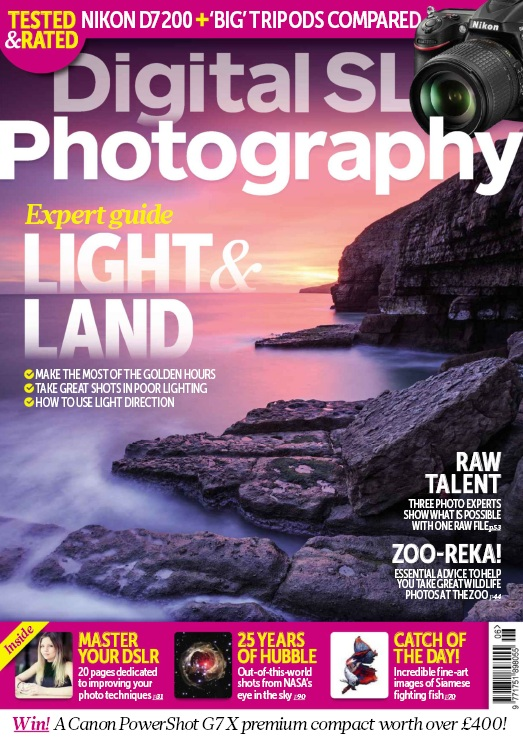 Digital SLR Photography - June 2015 free download