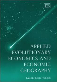 Applied Evolutionary Economics and Economic Geography free download