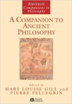 A Companion to Ancient Philosophy free download