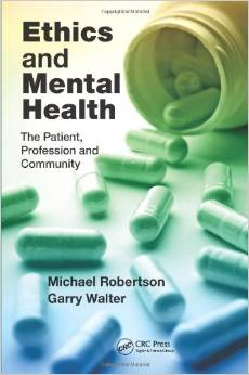 Ethics and Mental Health: The Patient, Profession and Community free download