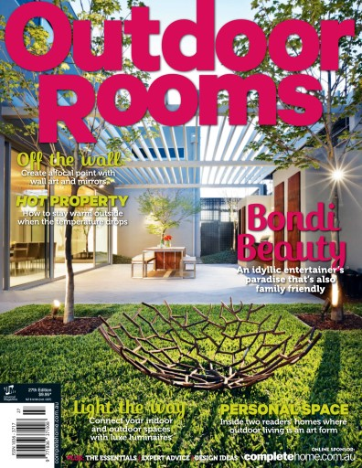 Outdoor Rooms - Issue #27, 2015 free download