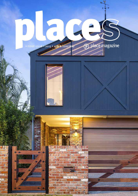 Places Magazine #17 + 18 - May 15-22, 2015 free download