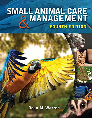 Small Animal Care and Management, 4th Edition free download