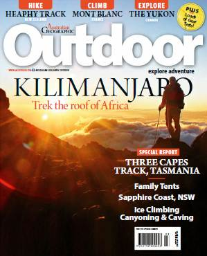 Australian Geographic Outdoor - May - June 2015 free download