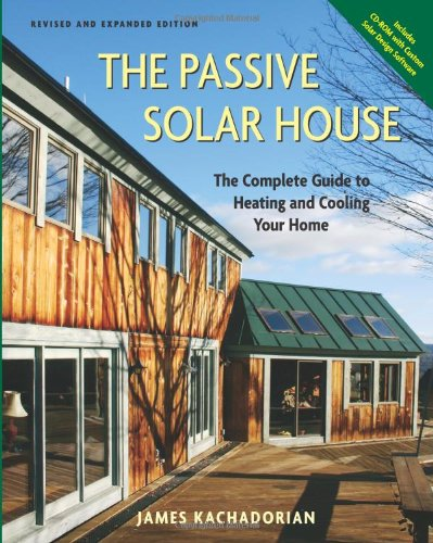 Passive Solar House: The Complete Guide to Heating and Cooling Your Home free download