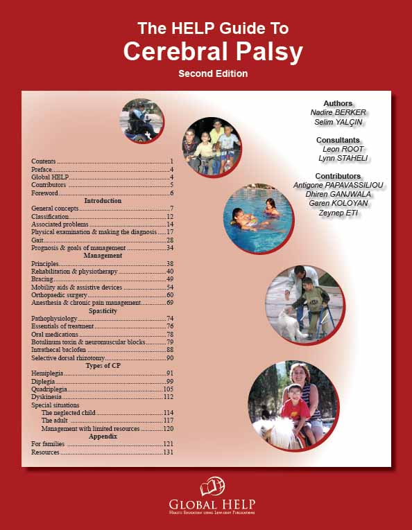 The HELP Guide To Cerebral Palsy free download